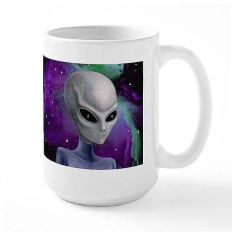 Alien Nebula ~ Large Mug