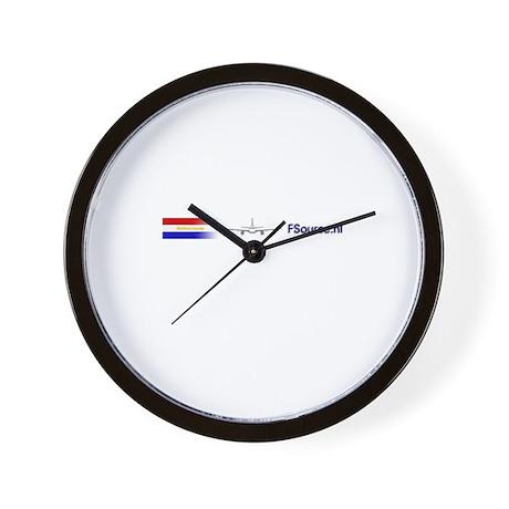 FSource.nl muurklok