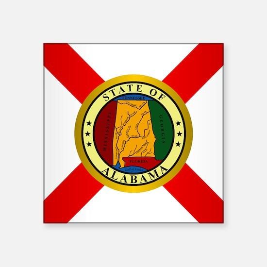 Alabama (v15b) Sticker