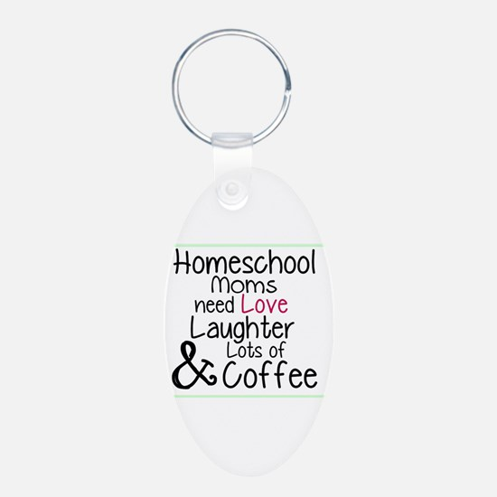 What homeschool Moms Need Keychains