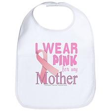 Breast cancer awareness mother Bib