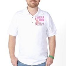 Breast cancer awareness mother T-Shirt