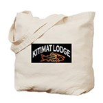 Kitimat Lodge Logo Tote Bag