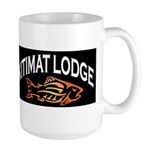 Kitimat Lodge Logo Mugs