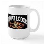 Kitimat Lodge Logo Mugs