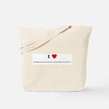 I Love My Siblings: Isabeau,  Tote Bag