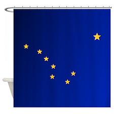 Alaska (v15b) Shower Curtain
