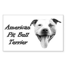Happy Pit Sticker (Rect.)