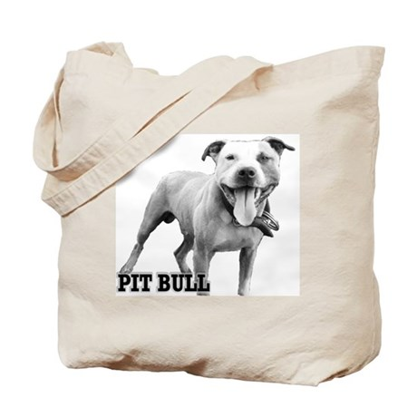 Happy Pit Tote Bag