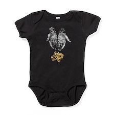 Hands of Gold Baby Bodysuit