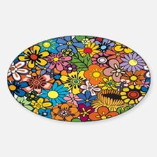 Flower Pattern Decal