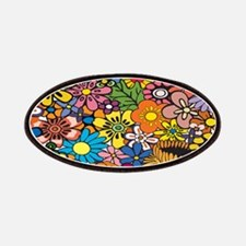 Flower Pattern Patches