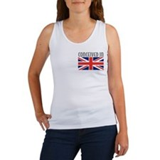 Conceived in UK - Women's Tank Top