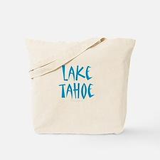 Lake Tahoe (Blue) - Tote Bag