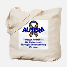 Autism Through Understanding Tote Bag
