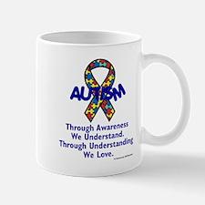 Autism Through Understanding Mug
