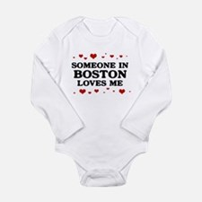 Cool Somebody Long Sleeve Infant Bodysuit