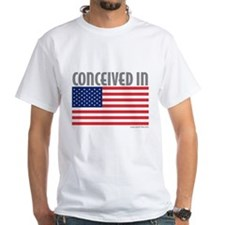 Conceived in USA - Shirt