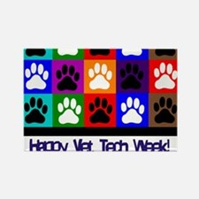Vet Tech Week Magnets