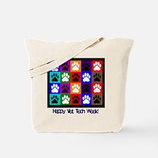 Vet Tech Week Tote Bag