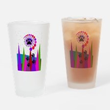 Vet Tech Week Drinking Glass