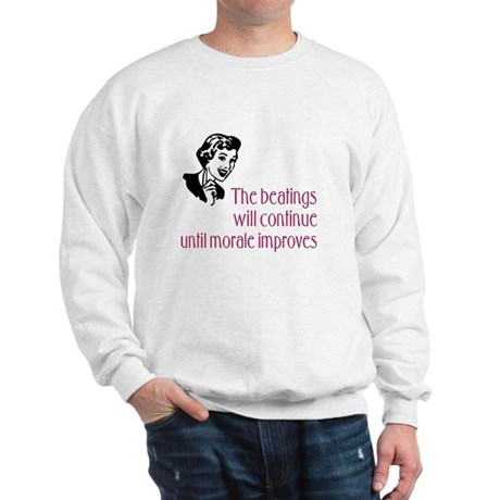 Inspirational Message Sweatshirt