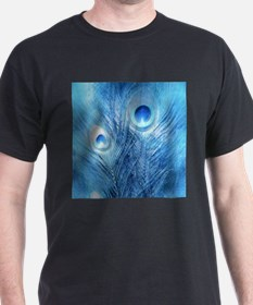 Peacock Blue T-Shirt
