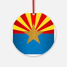 Arizona (v15b) Ornament (Round)