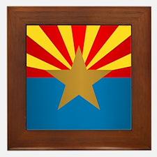 Arizona (v15b) Framed Tile