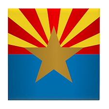 Arizona (v15b) Tile Coaster