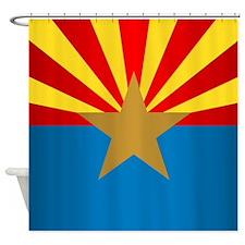 Arizona (v15b) Shower Curtain