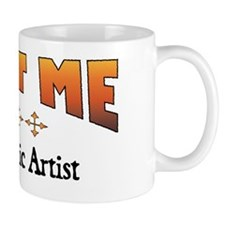 Trust Graphic Artist Small Mug