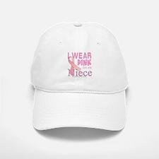 Breast Cancer Awareness Niece Baseball Baseball Baseball Cap