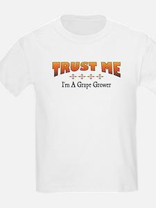 Trust Grape Grower T-Shirt