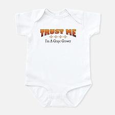 Trust Grape Grower Infant Bodysuit