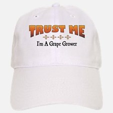 Trust Grape Grower Baseball Baseball Cap