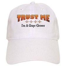 Trust Grape Grower Baseball Cap