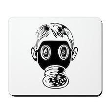 Gas Mask Mousepad