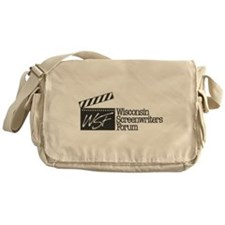 WSF Logo Messenger Bag