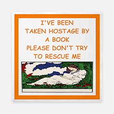 book lover Queen Duvet