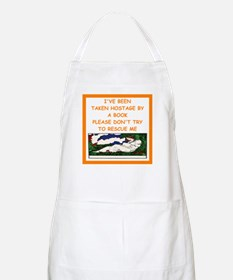 book lover Apron