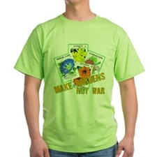 Gardens, Not War T-Shirt