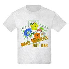 Gardens, Not War T-Shirt