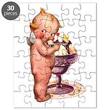 Kewpie Loves Ice Cream Puzzle