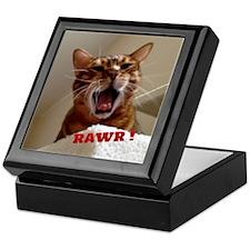 Rawr Kitty Keepsake Box
