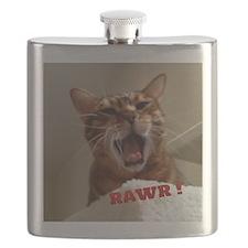 Rawr Kitty Flask