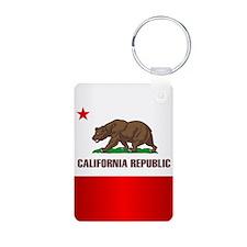 California (v15b) Keychains