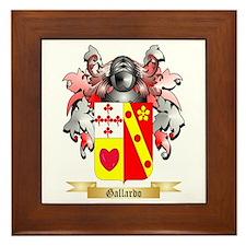 Gallardo Framed Tile