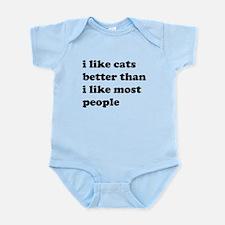 I Like Cats Better Than I Like Most People Body Su