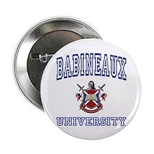 BABINEAUX University Button